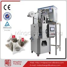 MD160 Reticulate nylon tea bag packing machine