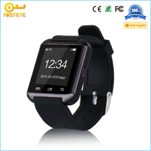 2015 Android Smart watch phone support 3G WCDMA SIM card and WIFI