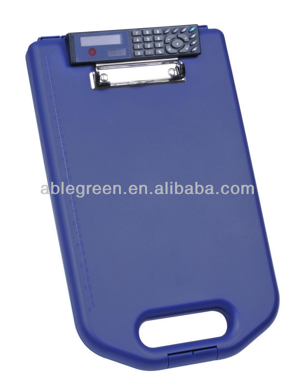 Storage Clipboard With Calculator Buy Storage Clipboard