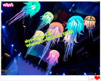 Event/party/stage/club/christmas/holiday lighting decoration ball/inflatable jellyfish A184