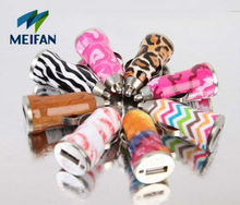 low price &hot selling fashional zebra car charger for iphone