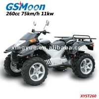 260cc Water Cooled sports atv