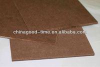decorative patterned hardboard 4x8 from china factory
