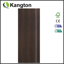 Sierra Walnut' Flush Interior Door Prefinished Solid Core Walnut Veneer Door