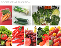 Automatic fresh vegetable packing machine ,frozen food packing machine
