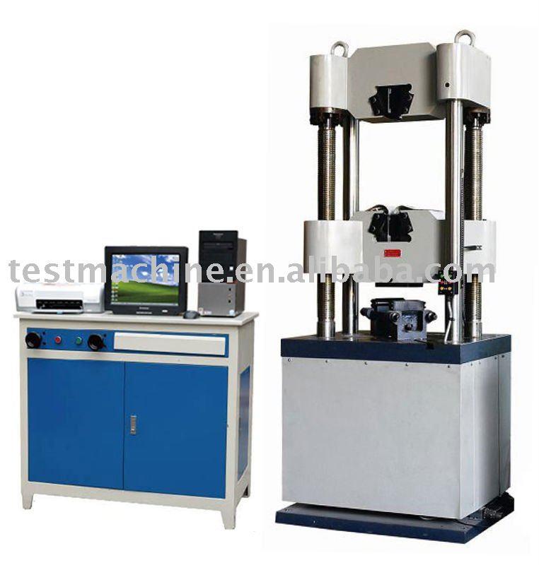 Hydraulic Test Equipment : Wew hydraulic test equipment view