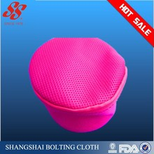 2015 Best Selling Bra Wash Laundry Portable Mesh Bag with Plastic Frame construction