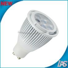 2015 LOHAS LED GU10 8w 680lm 110-240V AC 30 degrees Aluminum SMD 2835 7pcs Led Spotlight