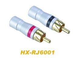 Heavy Duty Microphone Plug Multiple Rca Connector
