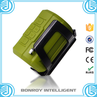 Professional outdoor stereo bluetooth wireless speakers for motorcycle