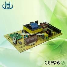 Switch mode aluminium cover led power supply 5v 10a 50w electronics led driver
