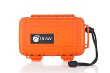 Waterproof Plastic Shockproof Handle Tool Box keep valuable things dry