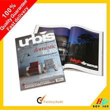 Factory price high quality fast production book printing