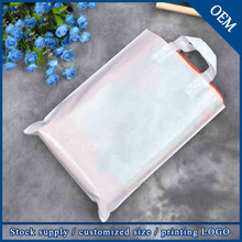Decorative Style Customized Plastic Shopping Bags,Gift Plastic Bags Wholesale