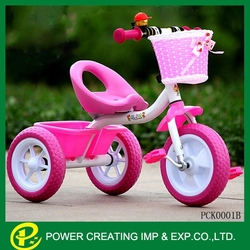 Good quality kids tricycle/baby 3 wheel bike/children tricycle