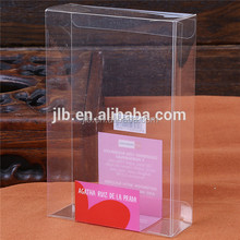 Fishing bait lure clear PVC PET package plastic packaging box