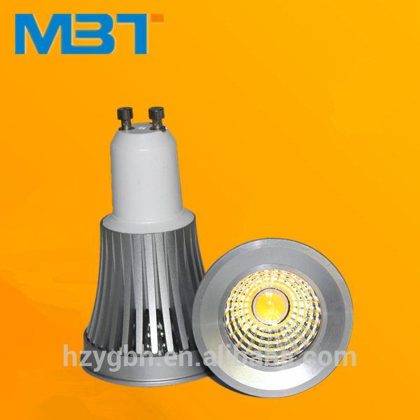 M. B. T de iluminación de alta potencia led <span class=keywords><strong>spot</strong></span> lightt ce rohs baratos centro de atención del fabricante