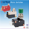 15A push button snap action micro switch / professional manufacturer of micro switches