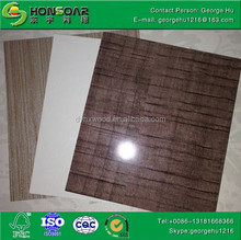 High glossy Melamine MDF boards / Wood MDF boards/Fiberboard /timber board prices for furniture materials