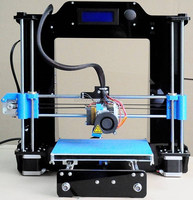 DIY Desktop 3D Printer Upgrade Version i3 3D Printer Kit with LED Screen