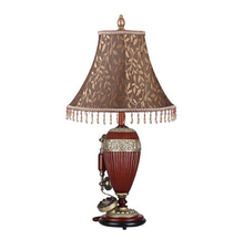 Living room LED energy-saving lamps 220V European bedroom study and decoration lamps zx