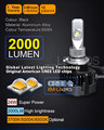 Led luz do carro 9005