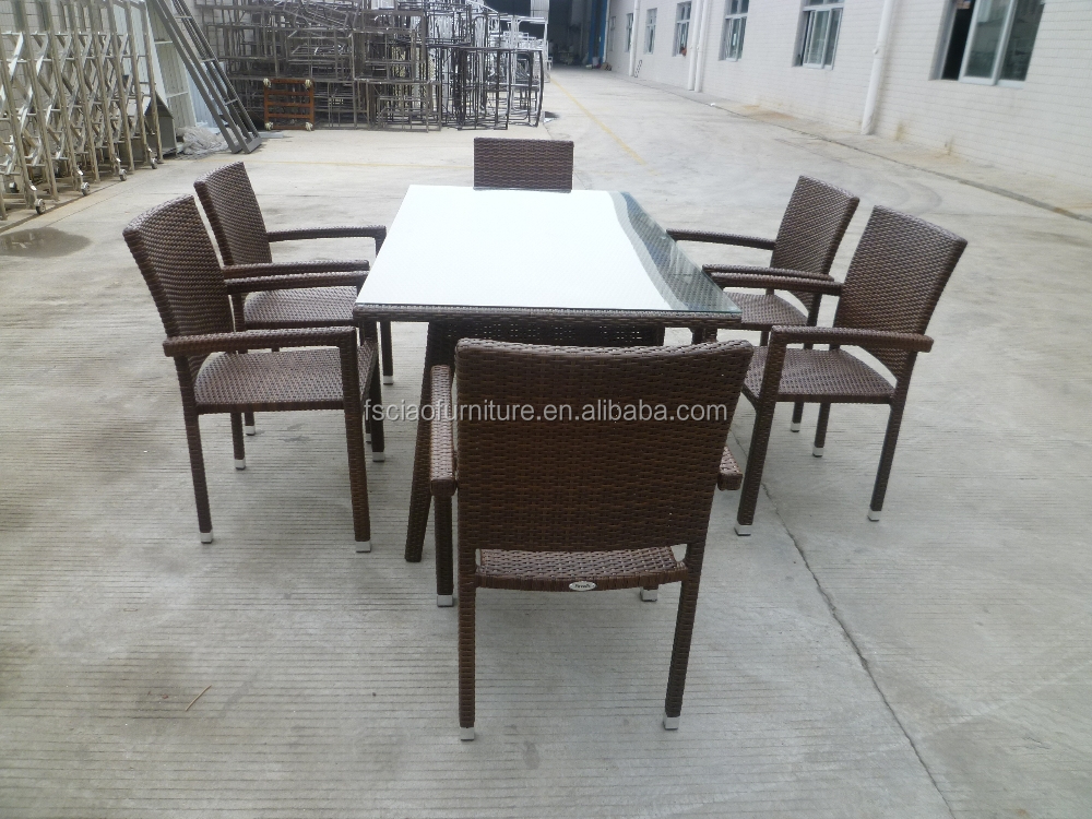 6 seater glass dining table chair for dining room used for Dining room tables 6 seater