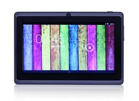 Promotional cheap wholesale colorful allwinner 7 inch tablet android 4.4 q88