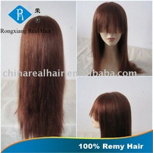 Stable Quality Cheap Wholesale Price 100% Human Hair 18 inch doll wig