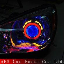 AES G1 dual angel eyes HID Xenon projector lens lamp KIT for car headlight