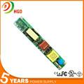Nuevo producto led hg-507 conductores de potencia de suministro para fluorescentes lámpara de la parrilla/parrilla de luz