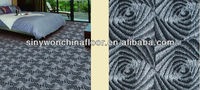SY8C305 Silent Gret Color Antifouling Special PP Floral Carpet
