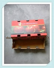 2015 New decvorative hot sale fruit paper box for cherry