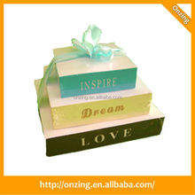 Good quality spiral note cube for finance promotion
