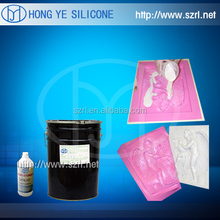 RTV silicone rubber for artificial stone mold raw material