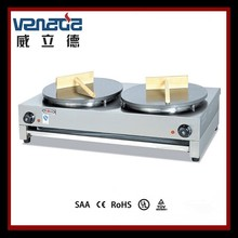 Automatic Crepe Machine Strianless Steel Durable With CE Certified