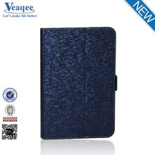 Veaqee best selling universal 7 inch leather flip cover case for tablet