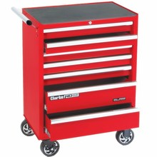 Tool cabinet red color