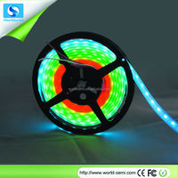 2014 new product ws2812b 5050 dream color led strip for christmas from china supplier