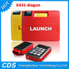 2015.4 software Launch X431 Diagun life time free update 3 year warranty X 431 diagun Diagnostic tool one more battery gift