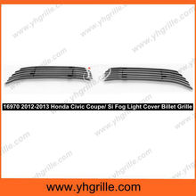 Fog lamp cover replaceable spare for 2012-2013 Honda Coupe/ Si,Honda fog lamp grille