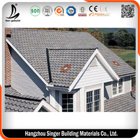 China high quality fish scale roof shingles