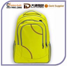 Colorful Sport Ball Basketball Backpack Bag for Boy