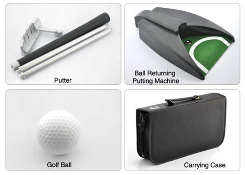 Detail 2 Home Indoor Office Outdoor Golf Training Set Ball Return System, Zinc Alloy Putter Golf Training Aids jpg.jpg