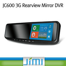 Car gps navigator Android bluetooth dual camera 1080p car dvr rearview, rear view mirror camera recorder