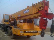 High-quality used original Japan Kato NK-300E 30t truck crane in shanghai