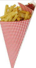 alibaba french fries paper packaging chips bag and container
