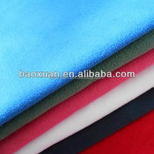 cheap soft touch tela fleece anti pilling fleece fabric