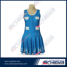 womens netball dress for club womens sports Casual Dual-use dress