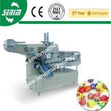 Automatic Ball Lollipop Candy Wrapping Machine Making